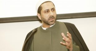 Muharrum 1439 – Sheikh Arif Abdulhussein – 21st September – 3rd October