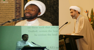 Conversation with Sheikh – Interview schedules Starting Saturday 4th April by Zoom