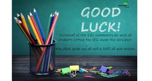 HSC 2020 Students – Praying for you success